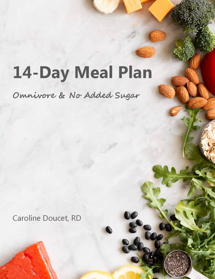 14-Day Omnivore Meal Plan