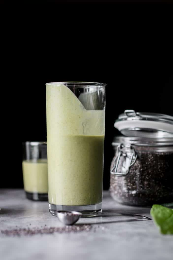 My Favorite Protein Green Smoothie