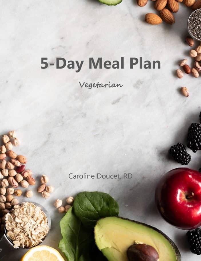 Mini Meal Plans