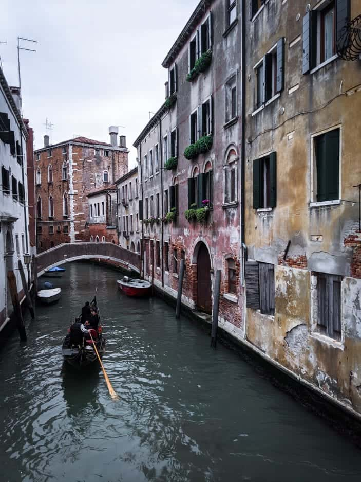 Venice - Backpacking in Europe