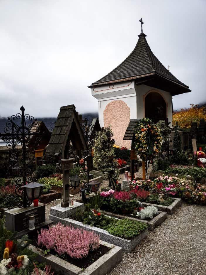1 Week in Austria - Hallstatt cemetery