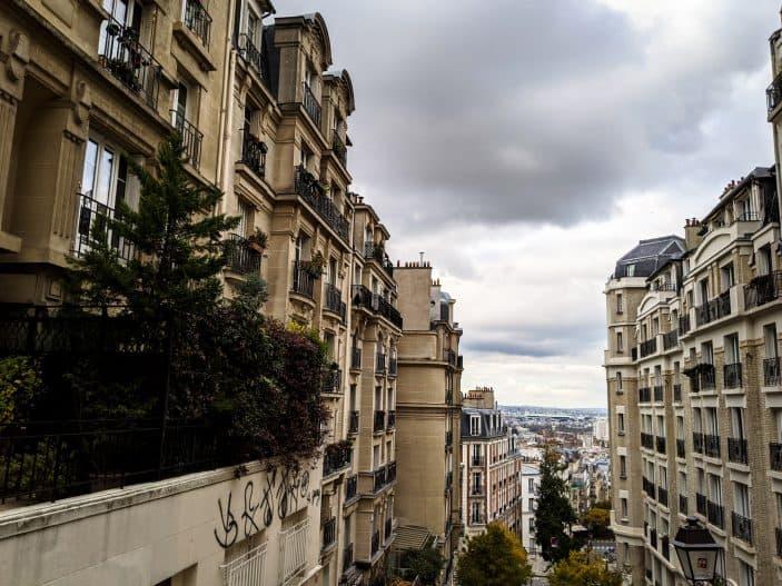 Paris street - 1 Week in Paris