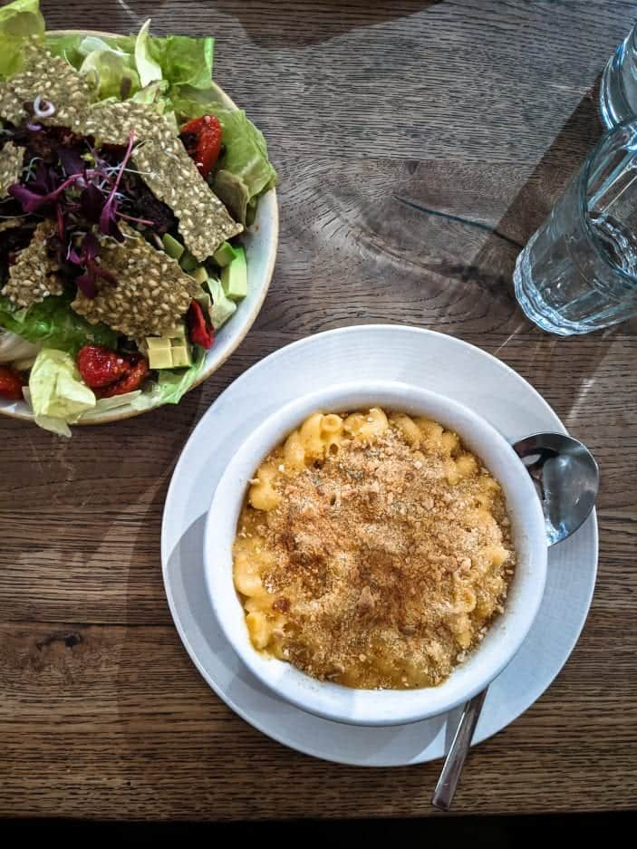 Farmacy mac and cheese