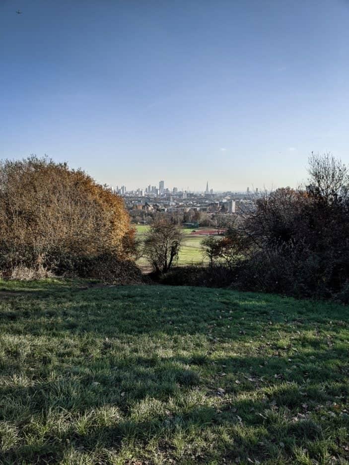 Visiting London in December