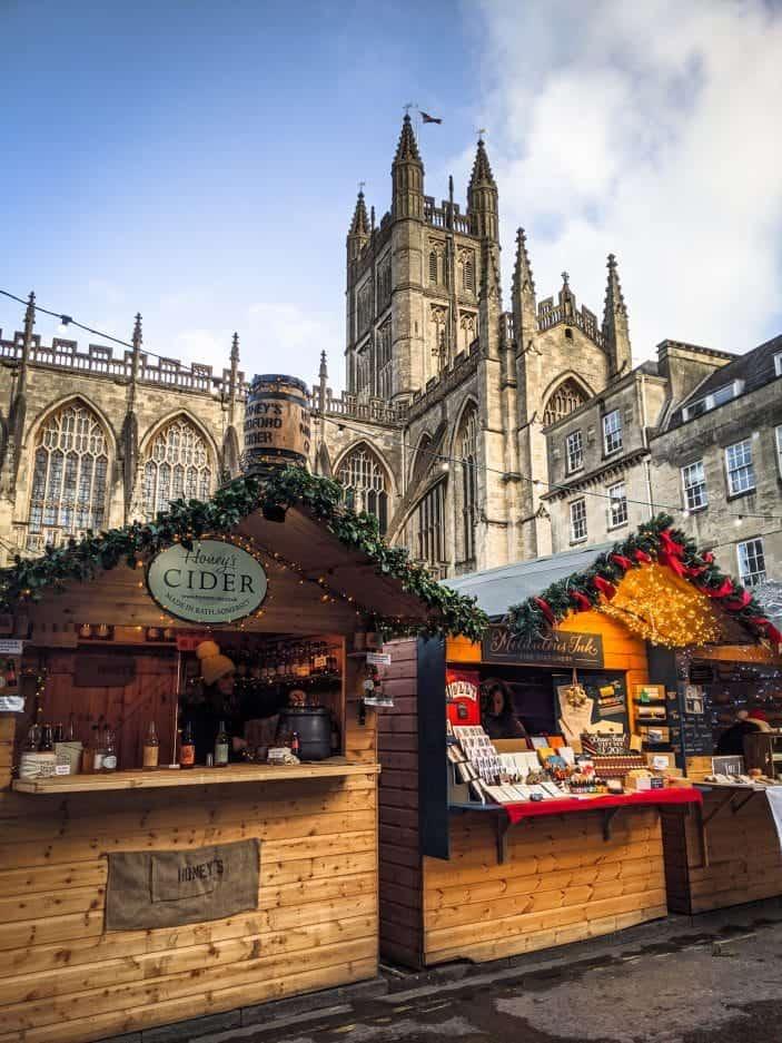 Christmas Market, Bath