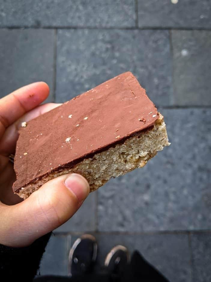 flapjack dessert