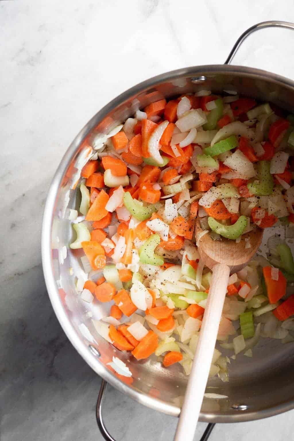 Italian Bean & Vegetable Soup