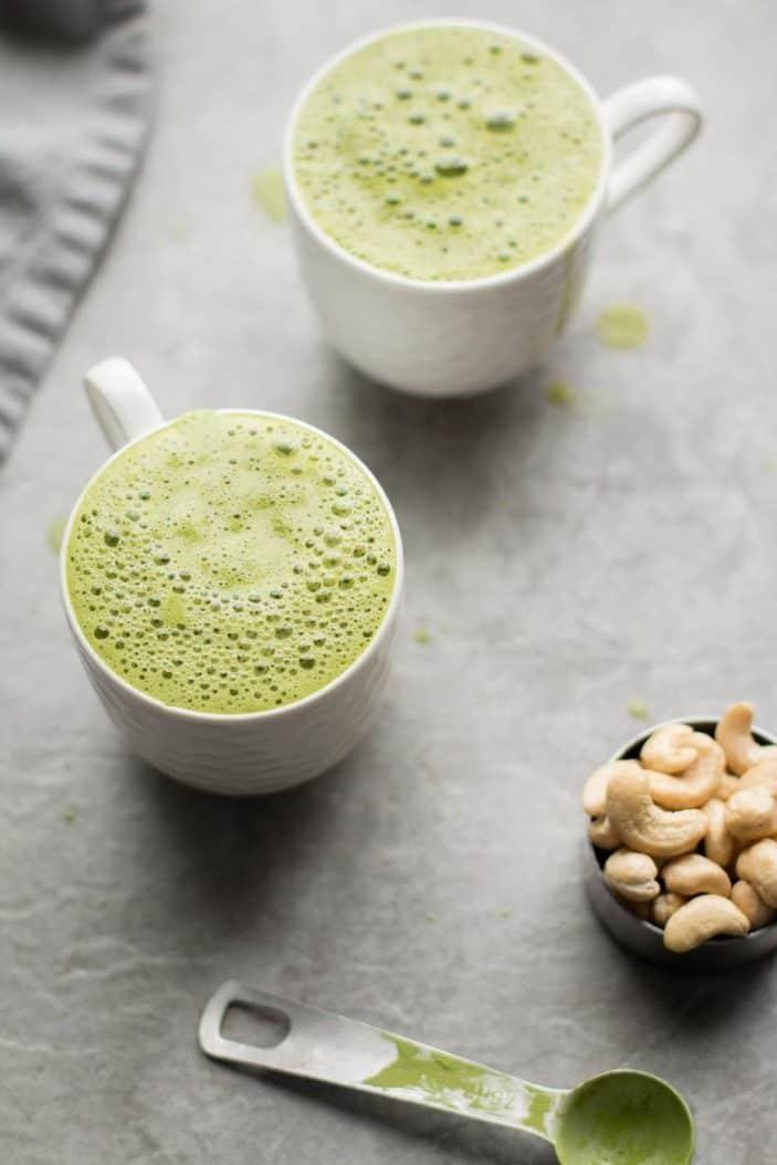 Matcha Mint Latte