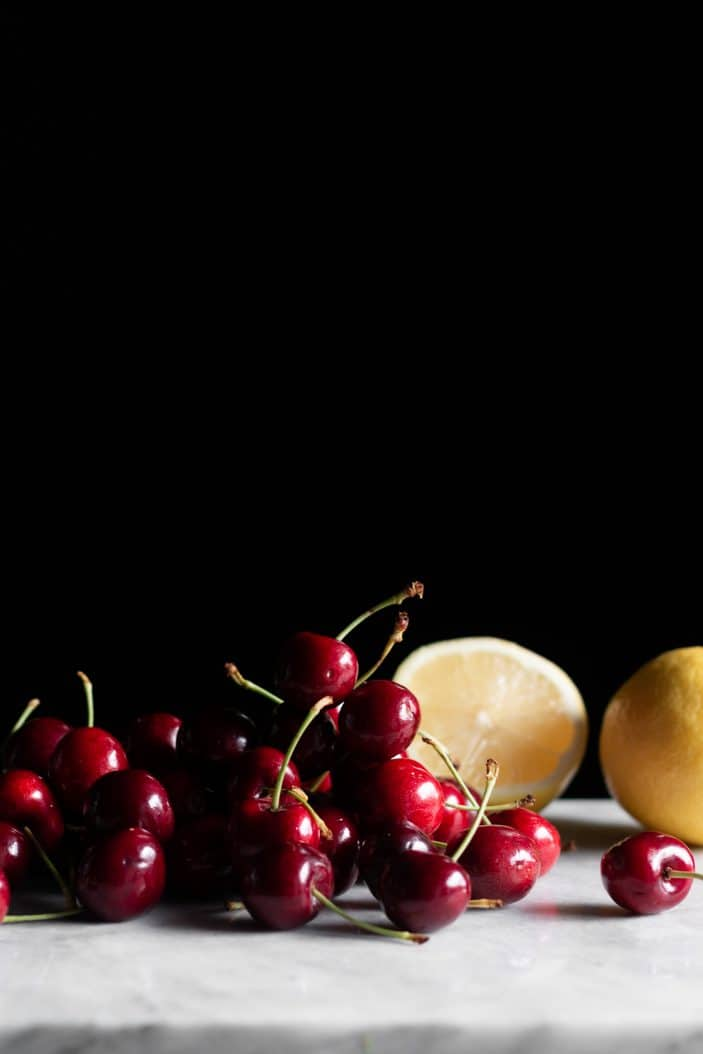 Cherries and lemons
