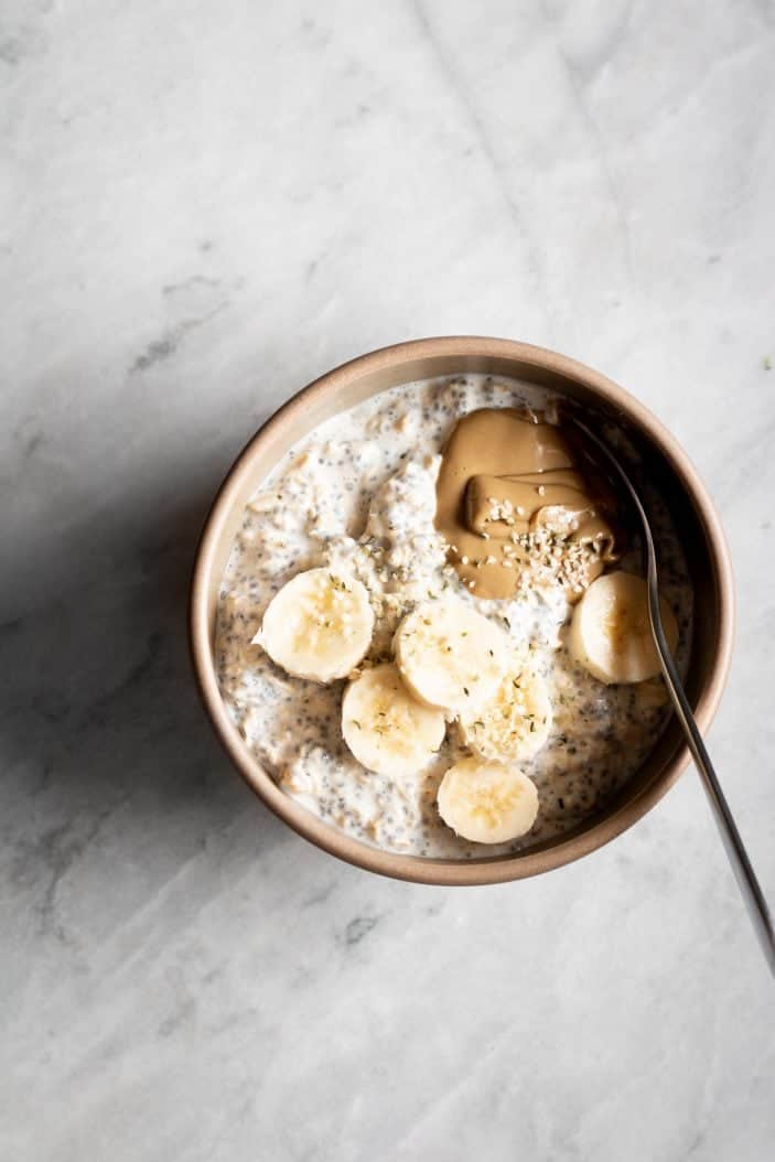 oatmeal - what I eat