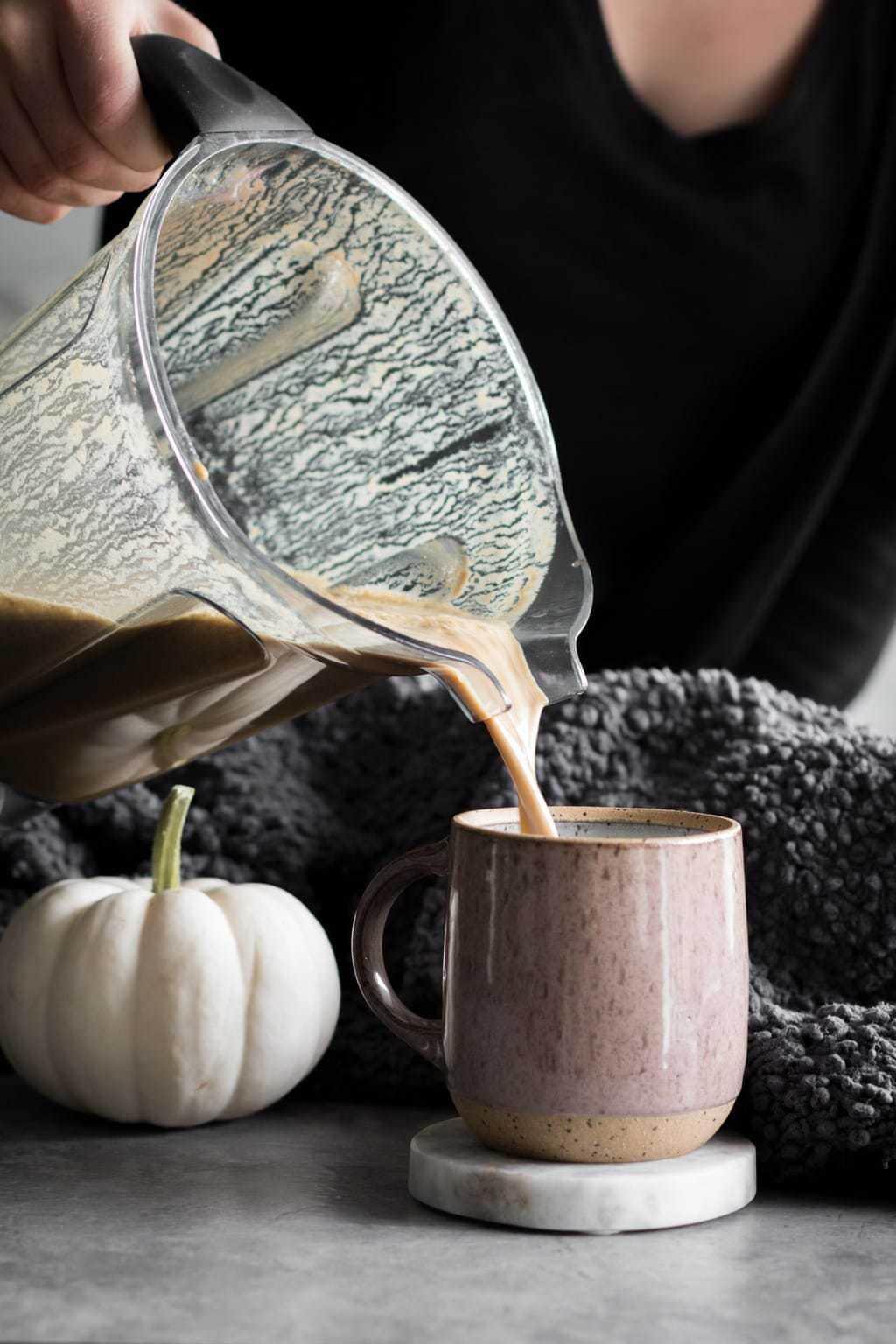 Sugar-Free Pumpkin Spice Latte