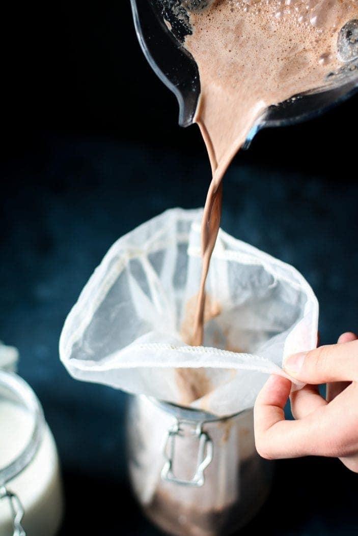 Date-Sweetened Hemp Milk (Two Ways!)