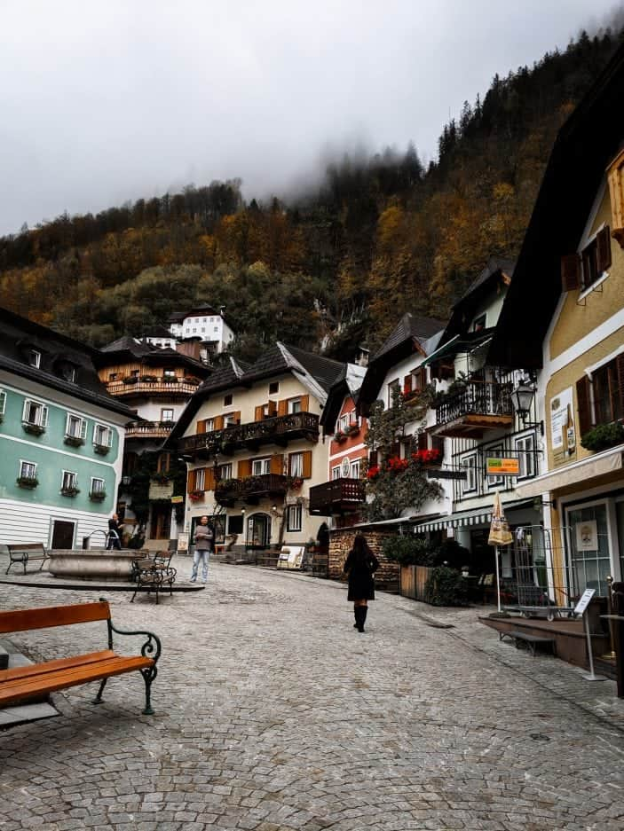1 Week in Austria - Hallstatt village