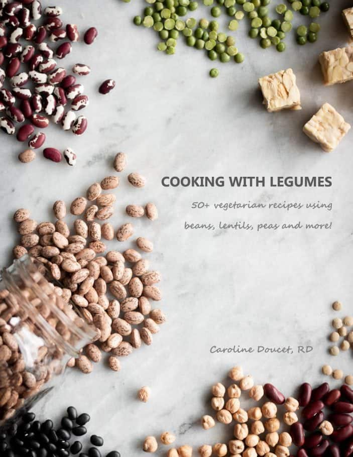 cooking with legumes cover page